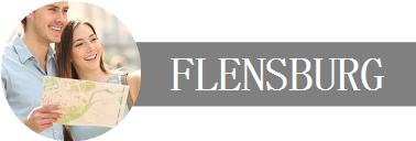Deine Unternehmen, Dein Urlaub in Flensburg Logo